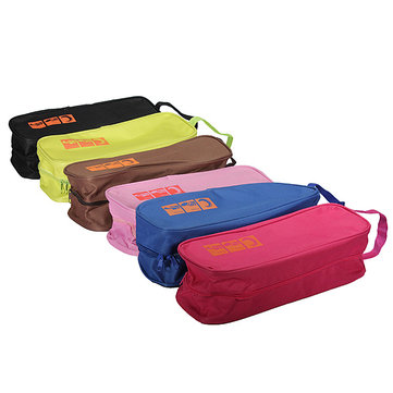 Unisex Outdooors Multicolor Waterproof Breathable Shoes Bags